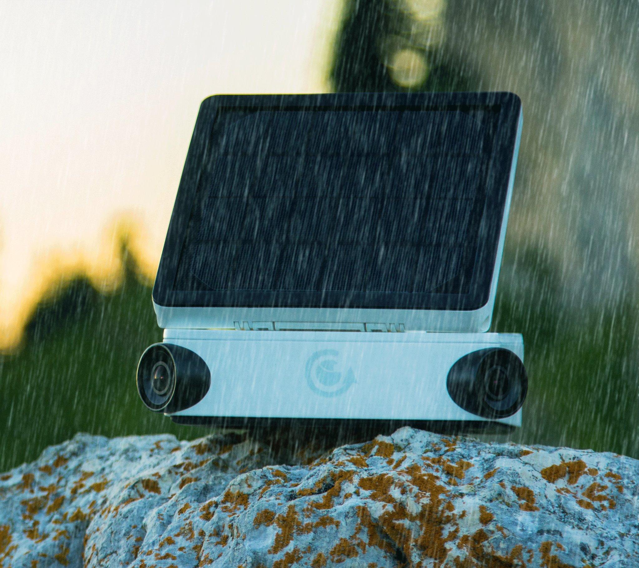Tikee IP68 résistant à la pluie