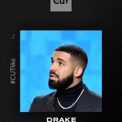 Fryzura Drake'a