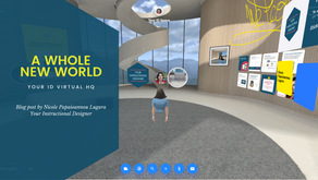 A Whole New World: Welcome to Your ID Virtual HQ
