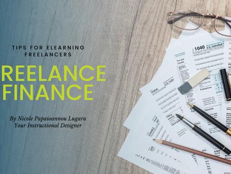Freelance Finance: Tips for eLearning Freelancers