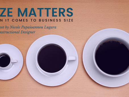 Size Matters... When It Comes to Business Size