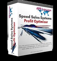 Speed System Profit Optimizer - Cover DE