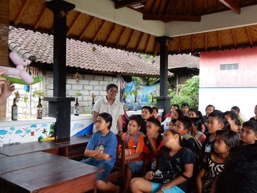 Bali - Abschluss von Asien
