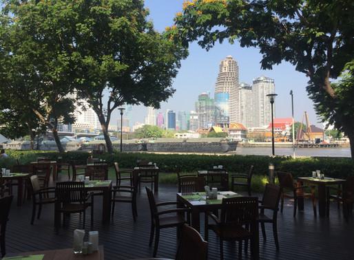 Start Bangkok geglückt