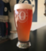Sun Smacked Blueberry Gose