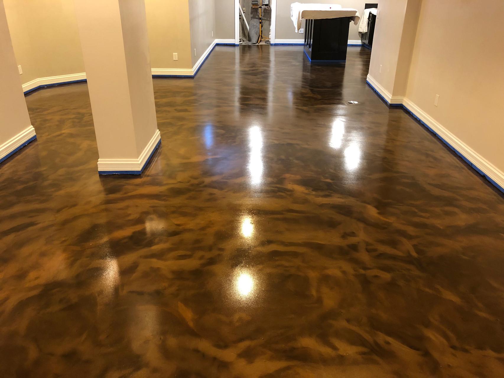 Garage Floor Coating of Atlanta- Residential & Commercial