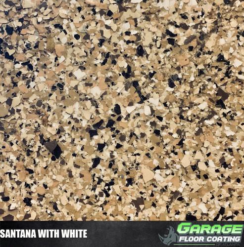 Santana with White