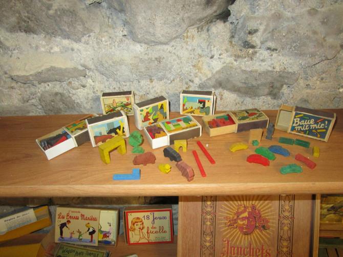 5 mai - Mini jeux de construction