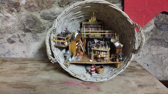 Cabinet d'alchimie