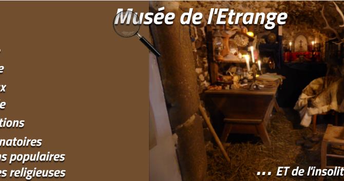 Le musée a sa page Facebook