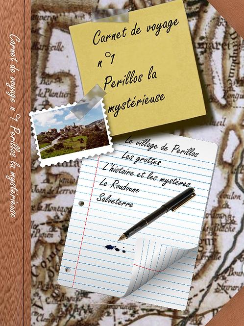 Carnet de Voyage n°2 - Saint Romain d'Ay la pieuse