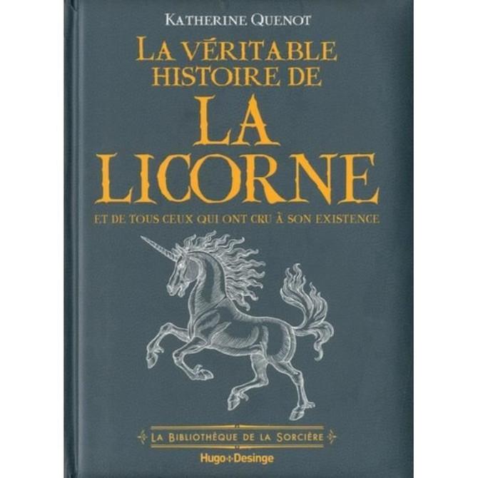 10 avril - La corne de licorne