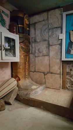 tombeau égyptien