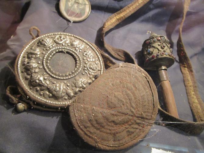 14 avril - Les reliques tibétaines
