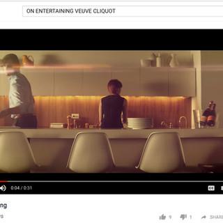 Veuve Cliquot commercial - Key Hair