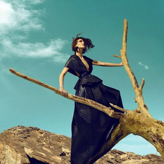 Campaign Lucian Matis- Key hair and make up