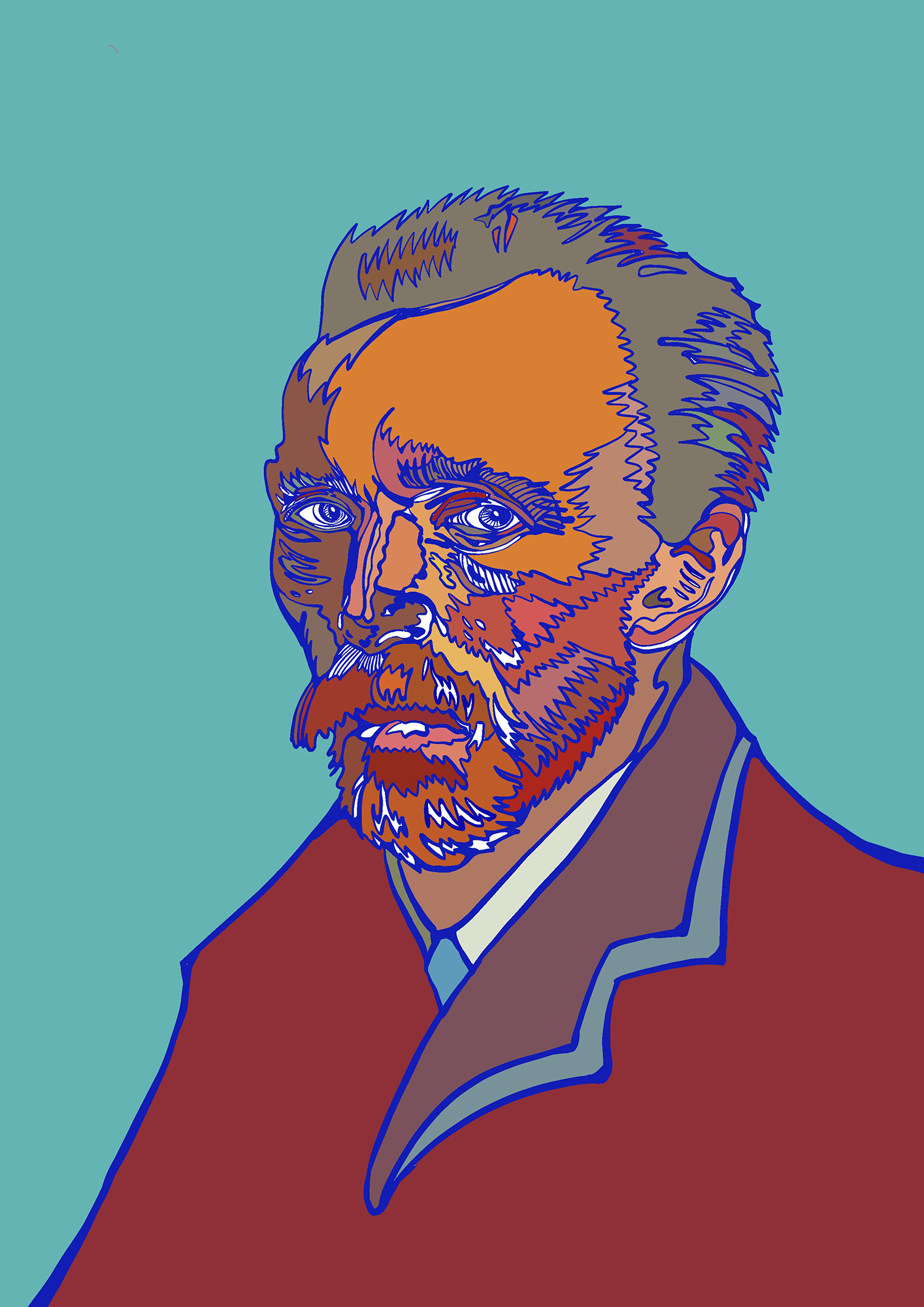 Beloved Van Gogh