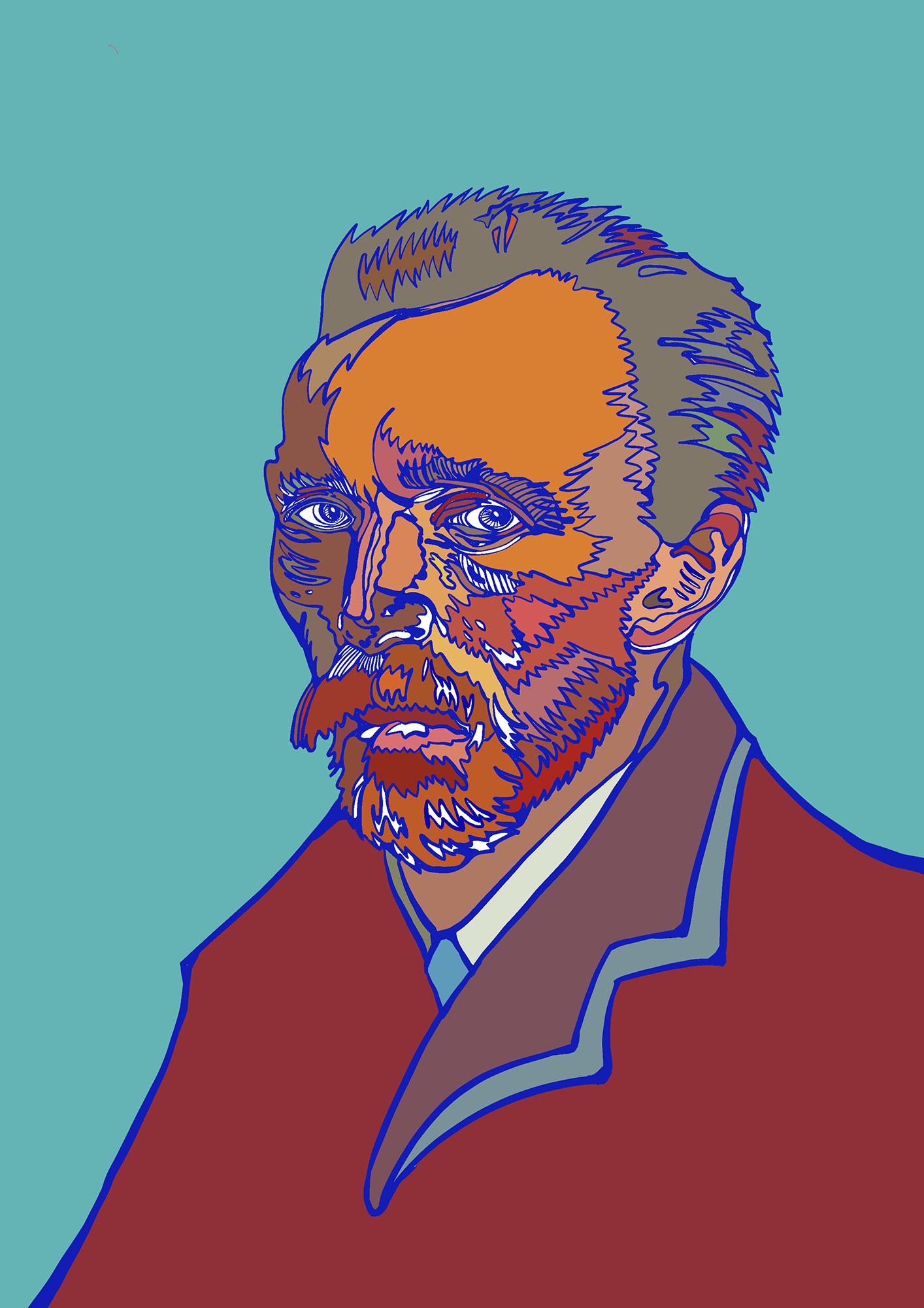 Beloved Van Gogh