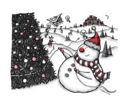 Christmas Trilogy: Walking in a Wint