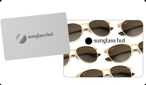 $200 Sunglass Hut Gift Card