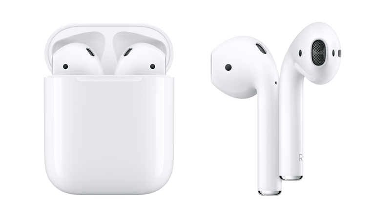 New Apple AirPods