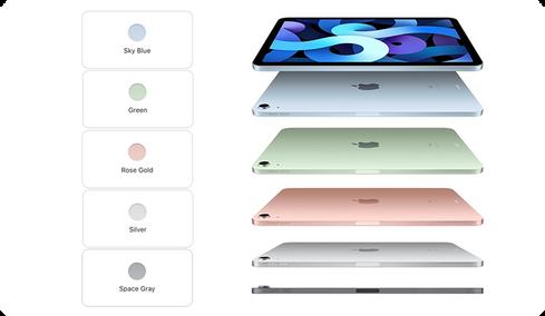 New iPad Air 64 GB