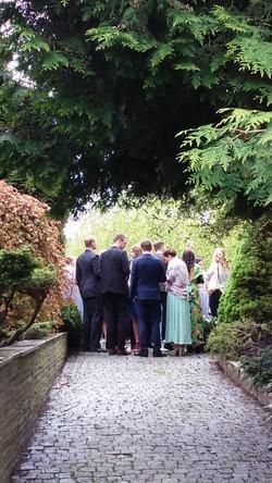 Det første bryllupet