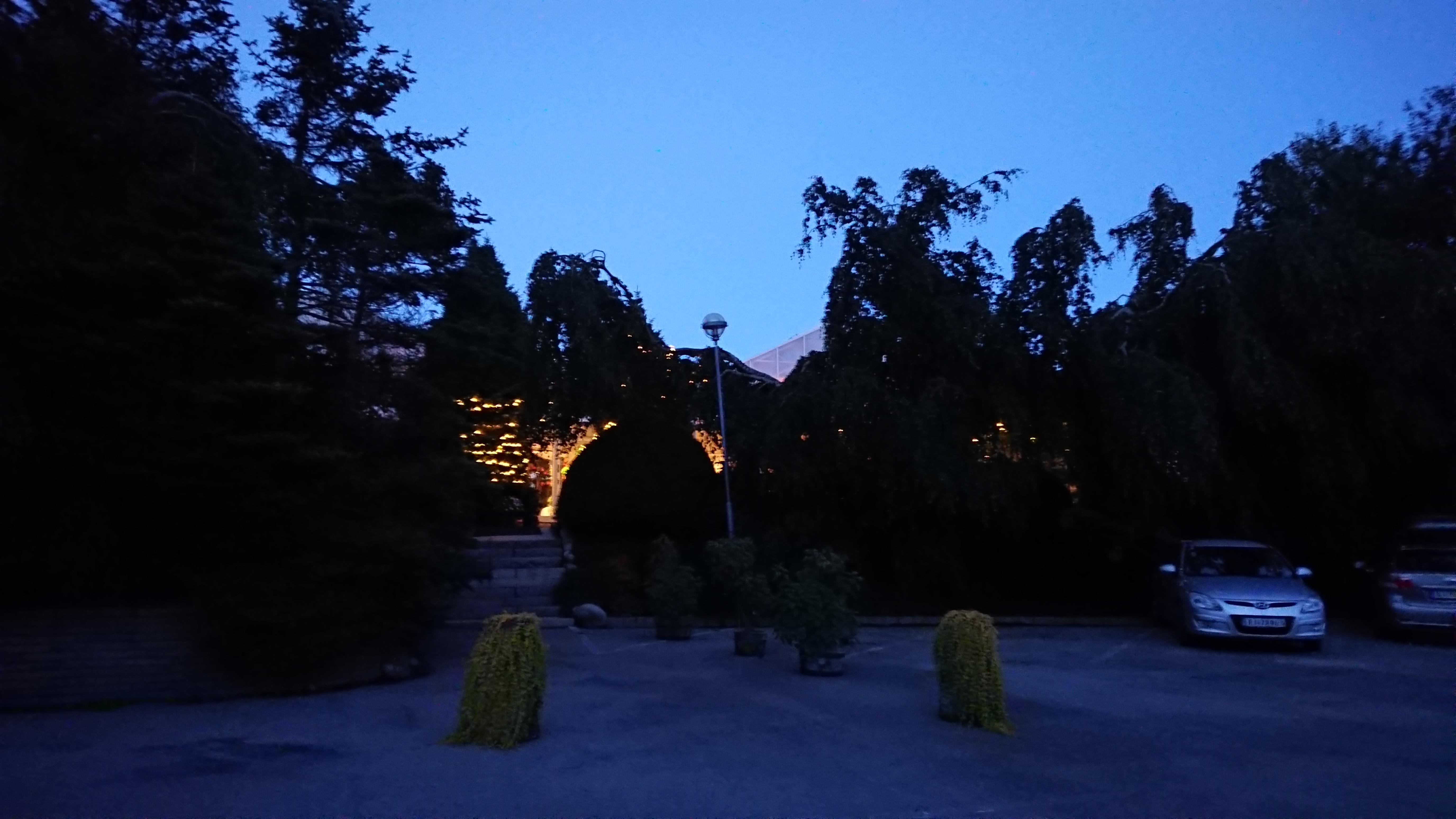 Drivhuset på Bærheim