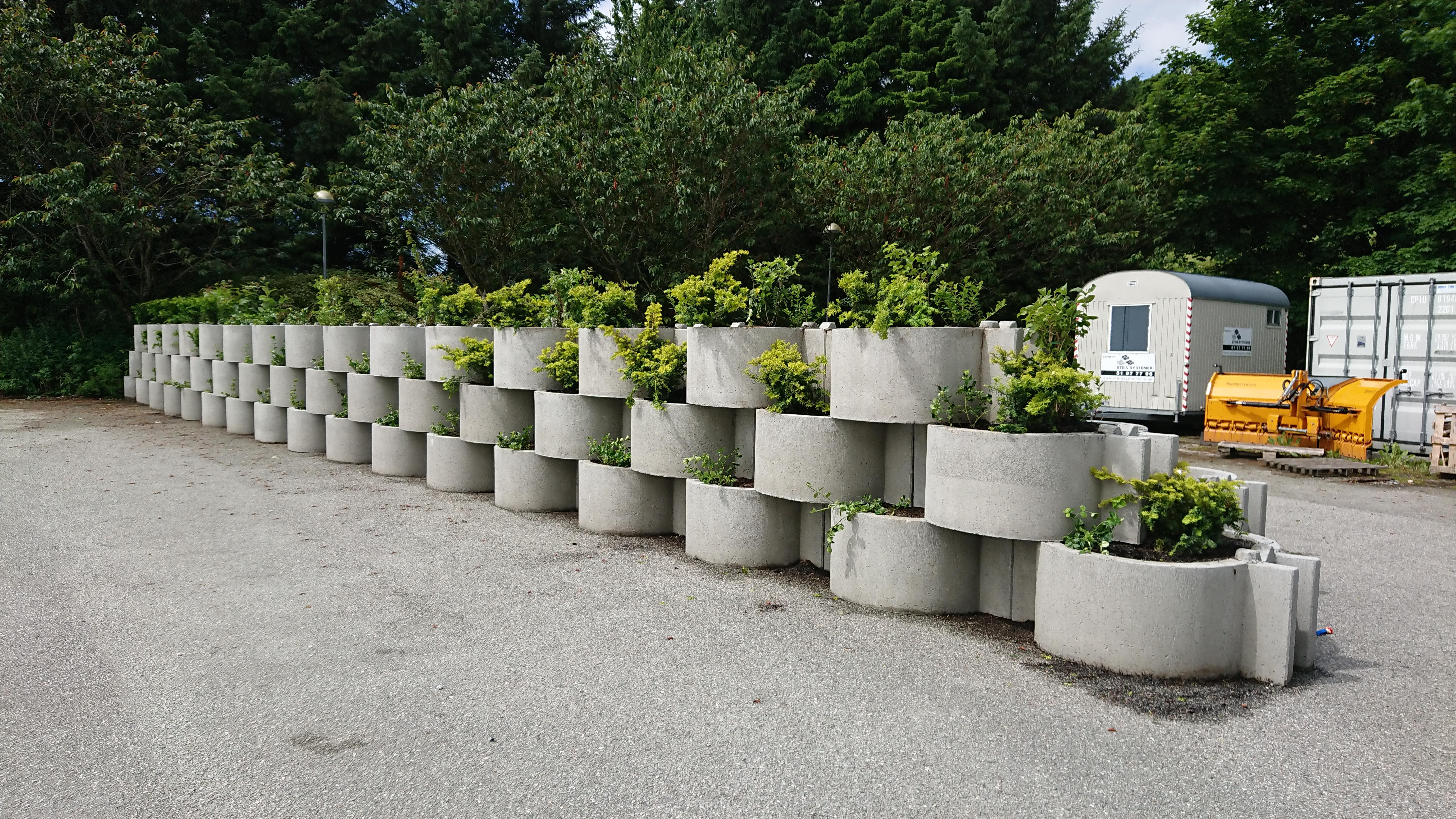 Flettemuren på Bærheim