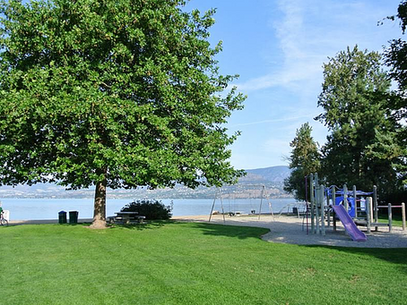 City of Kelowna to spend $107M on parks over 10-years