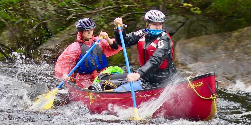 FDS jeunes adultes canot camping