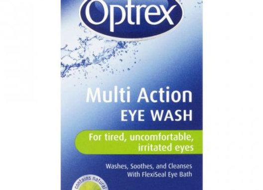 Optrex Multi Action Eyewash 100gr