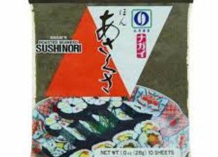 Nagai Hon Asakusa Nori Red Seaweed