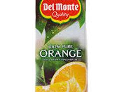 Del Monte Orange Juice 1L