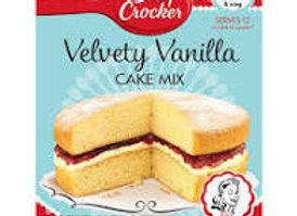 Betty Croker Vanilla Cake Mix 425g