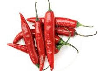 Thai Red Chillies 50 gr