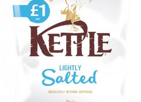 Kettle Chips Lightly Salted 80g