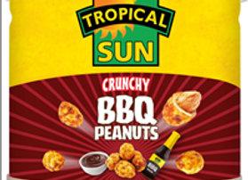 TROPICAL SUN CRUNCHY BBQ PEANUTS 140g