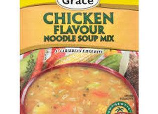 Grace Chicken Noodle Soup Mix 60g