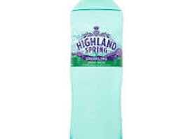 Highland Sparkling Water 500 ml