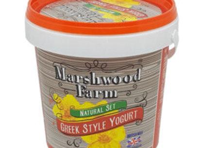 Marshwood Farm Greek Style  Yogurt 1Kg