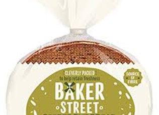 Bkr st Seeded Rye Bread 500gr