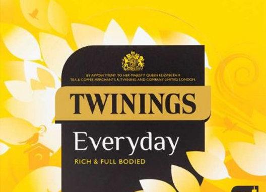 Twinings Everyday Tea - 50 Teabags