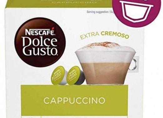 Nescafe Dolce Gusto 16 Capsules Cappuccino 160g