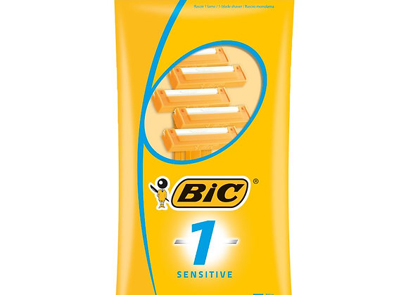 BIC 1 Sensitive Disposable Razors 5 Pack