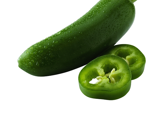 Green Jalapenos 100 G
