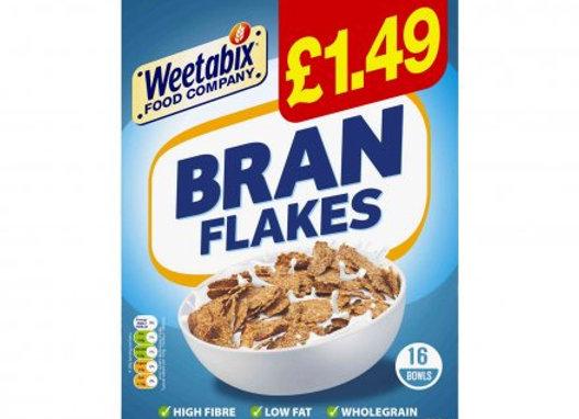 Wfc Branflakes 500g