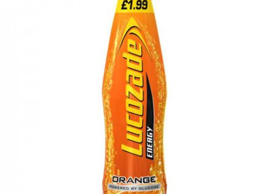 Lucozade Energy Orange 1 Lt