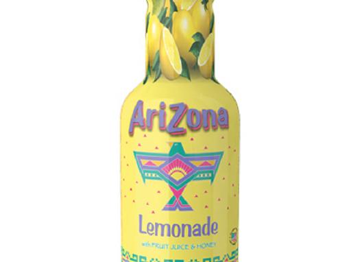 Arizona Lemonade Fruit Juice and Honey Tea