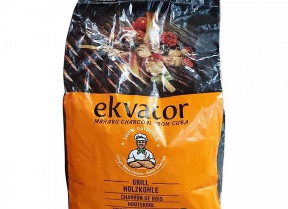 Ekvator BBQ Charcoal 3kg